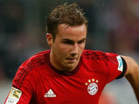 Mario Gotze drops hint he could be set for Liverpool transfer