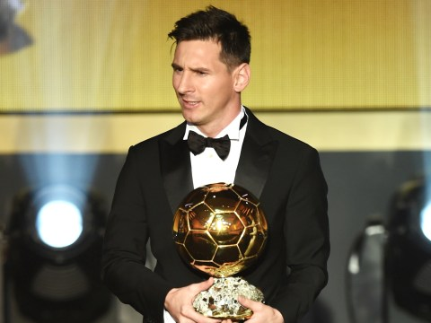 Lionel Messi beats Cristiano Ronaldo and Neymar to win Ballon d'Or 2015