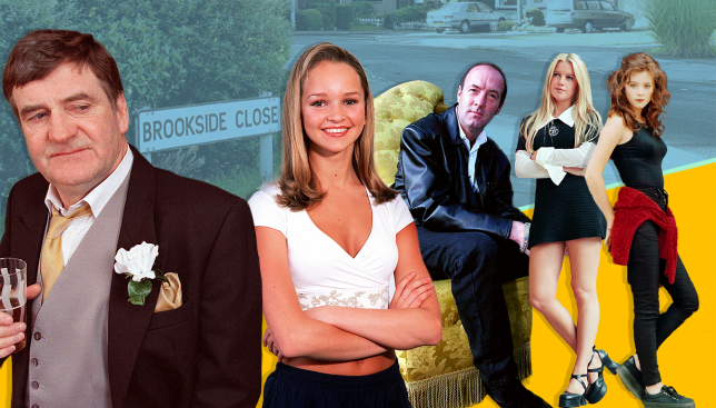 Brookside: Where are the main stars now and who could return? Source: Alamy / REX Credit: MylesGoode