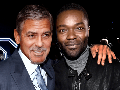 George Clooney and David Oyelowo slam the Oscars for 'going backwards on diversity'