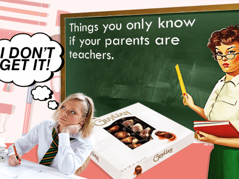 27 things you only know if your parents are teachers