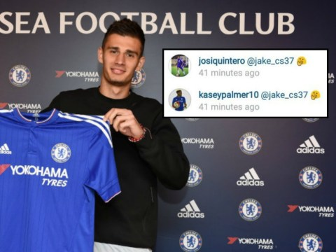 Chelsea youth players appear to question Matt Miazga transfer on Instagram