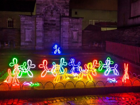 Lumiere London 2016: Everything you need to know about the light festival