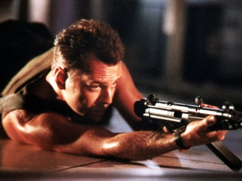 Die Hard is definitely a Christmas movie – because the writer says so