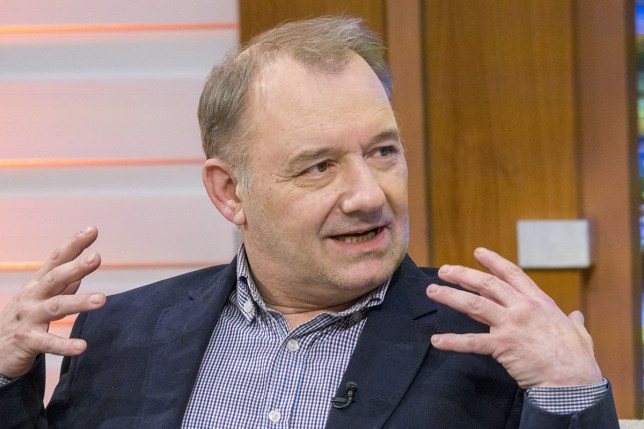 EDITORIAL USE ONLY. NO MERCHANDISING Mandatory Credit: Photo by S Meddle/ITV/REX/Shutterstock (4501411ax) Bob Mortimer 'Good Morning Britain' TV Programme, London, Britain. - 06 Mar 2015