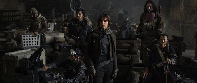 Is this the plot for Rogue One: A Star Wars Story?