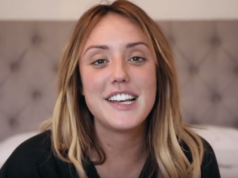 Geordie Shore's Charlotte Crosby hints Gaz Beadle could be her 'partner for life'