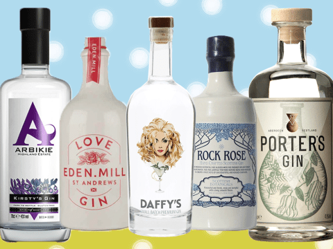 These are the Scottish gins you need in your life right now