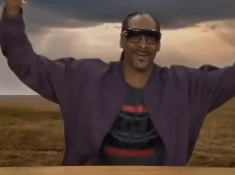 WATCH: Snoop Dogg narrating nature documentaries is our favourite thing ever