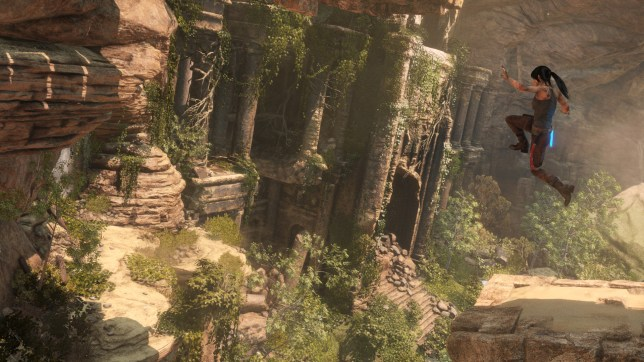 Rise Of The Tomb Raider (PC) - a leap in performance