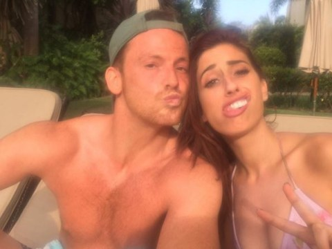'I really like him': Stacey Solomon on her romance with Joe Swash