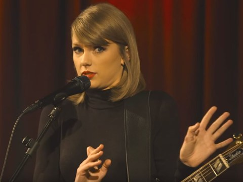 Taylor Swift has revealed what Blank Space is really about (and no, it's not about Harry Styles)