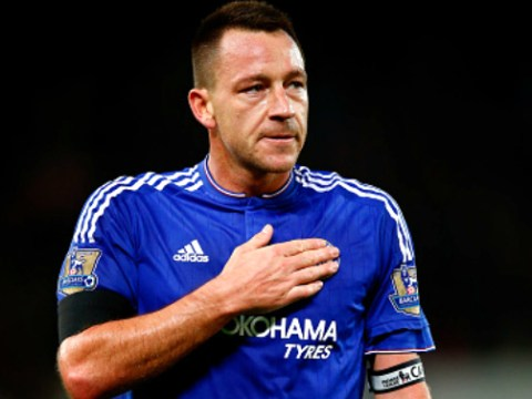 John Terry confirms he's leaving Chelsea at the end of the season