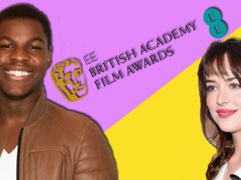 BAFTAs 2016: John Boyega and Dakota Johnson nominated for the EE Rising Star Award