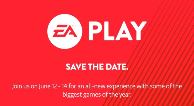 Are EA trying to kill E3?