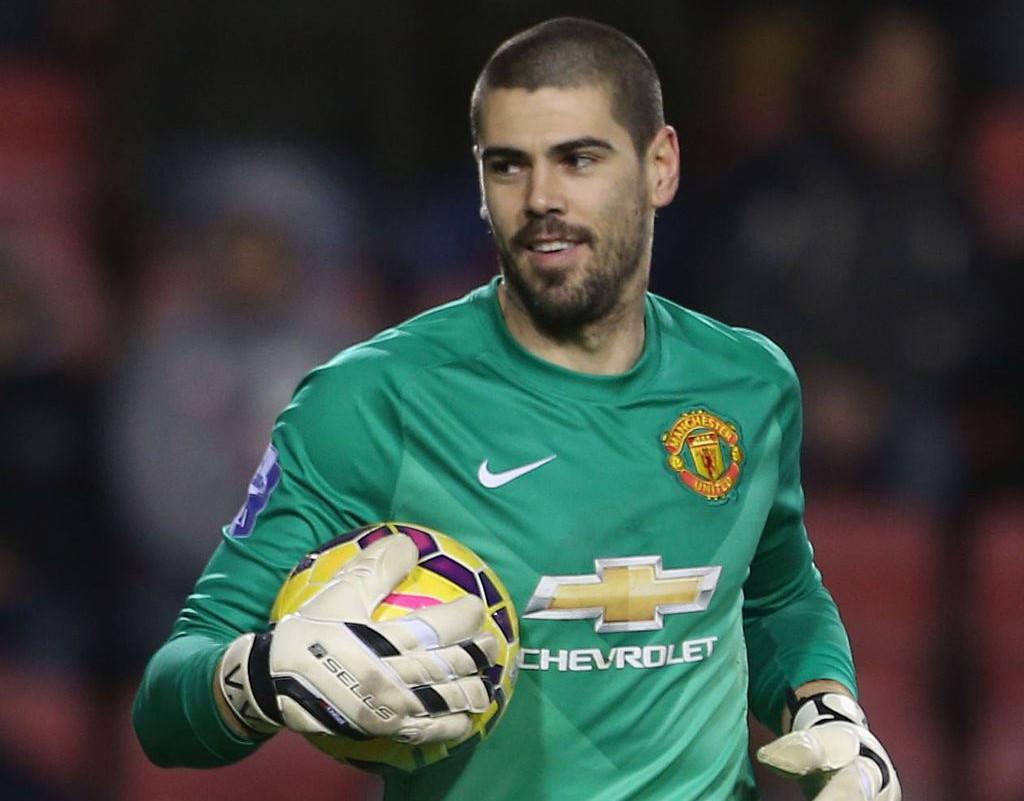 Victor Valdes basically confirms Manchester United departure on Instagram