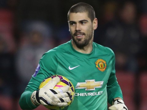 Victor Valdes basically confirms Manchester United departure on Instagram
