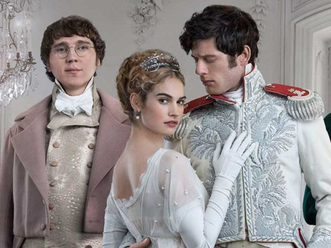 Did the stars of BBC's War And Peace actually read Tolstoy's 1,440-page classic?