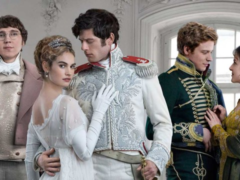 9 thoughts I had while watching the BBC's War And Peace