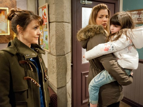 Emmerdale spoilers: Carly Hope accused of hurting young April Windsor