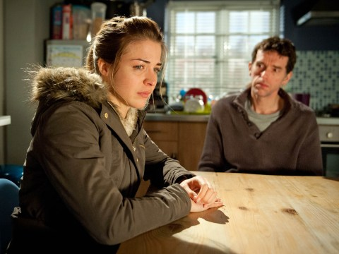 Emmerdale spoilers: Carly Hope confesses her baby tragedy to Marlon Dingle