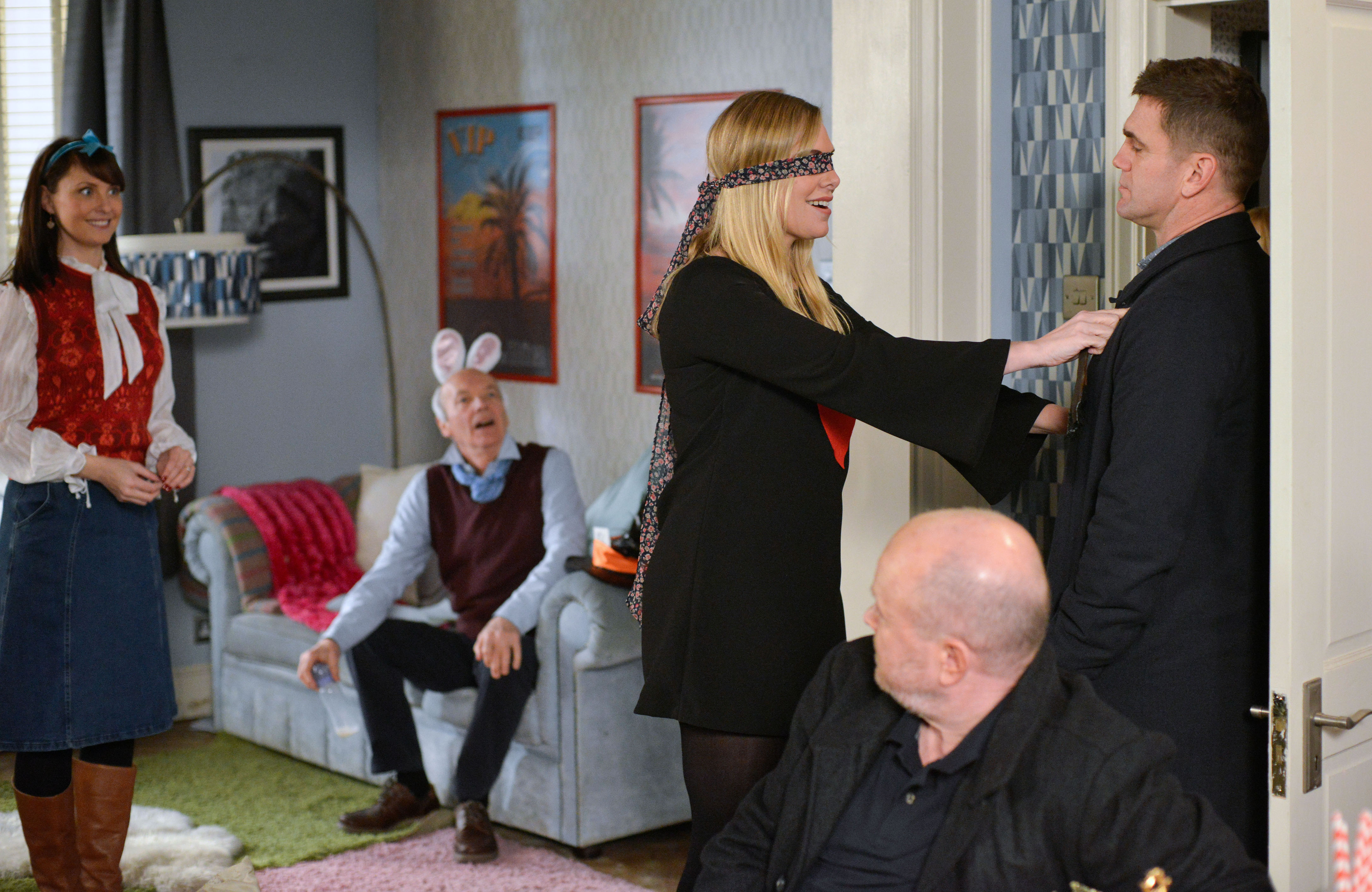 EastEnders spoilers: Ronnie Mitchell gets a shock as Jack Branning returns to Walford