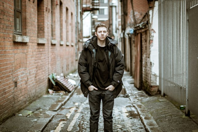 Programme Name: Professor Green: Hidden and Homeless - TX: n/a - Episode: n/a (No. n/a) - Picture Shows: Professor Green - (C) Antidote Productions - Photographer: Duncan Stingemore