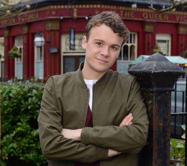 Programme Name: EastEnders - TX: n/a - Episode: n/a (No. n/a) - Picture Shows: Johnny Carter Johnny Carter (TED REILLY) - (C) BBC - Photographer: Kieron McCarron