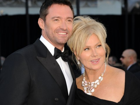 Hugh Jackman celebrates New Year's Eve with wife Deborra-lee in Sydney and it looks epic
