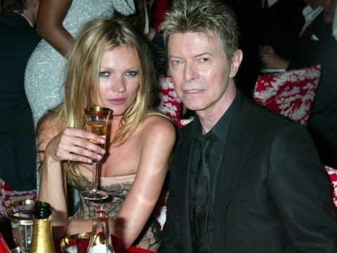 Kate Moss to pay tribute to David Bowie at The Brit Awards