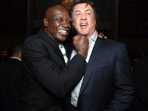 Sylvester Stallone pays tribute to his Rocky co-star Tony Burton