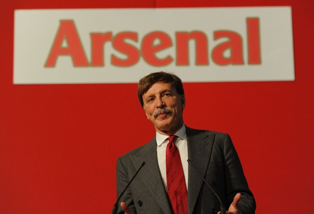 Arsenal fans angry as Stan Kroenke spends £501m on a ranch after quiet January transfer window