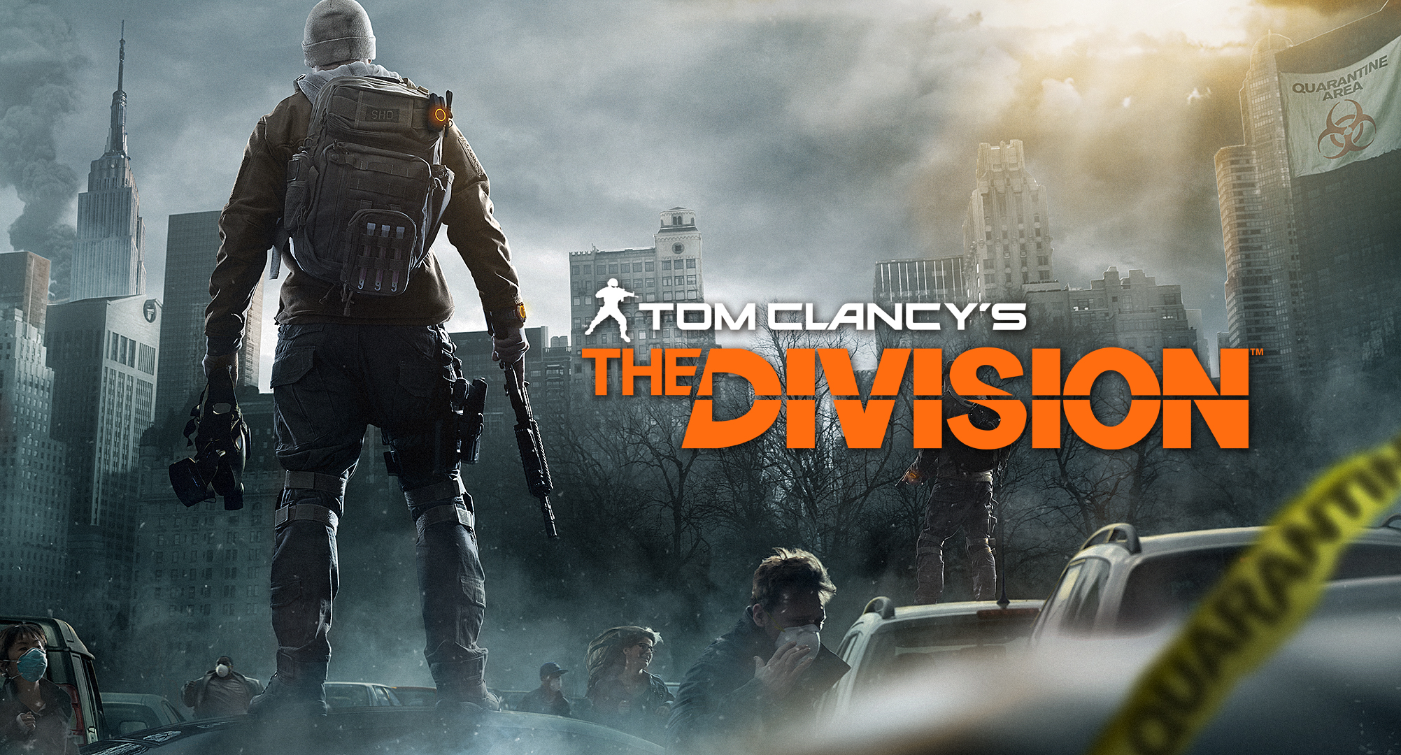 Will The Division be the biggest multiplayer game of the year?