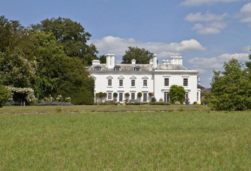 Rod Stewart Is About To Move Into This Lavish 163 4 65million