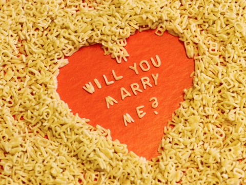 Should women propose? Yes – but any day but today