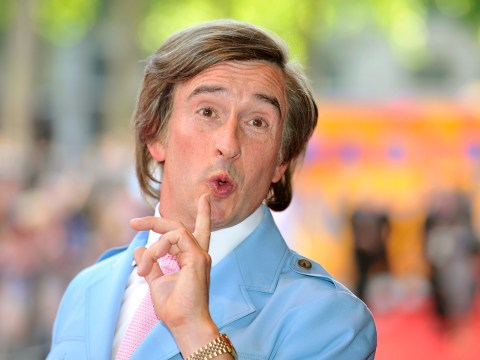 Alan Partridge might be getting a talk show with REAL guests