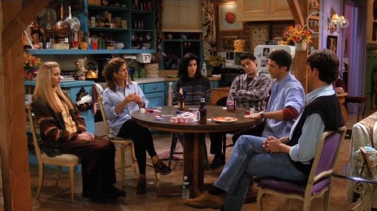 Friends cast reveal secret to their real life friendships