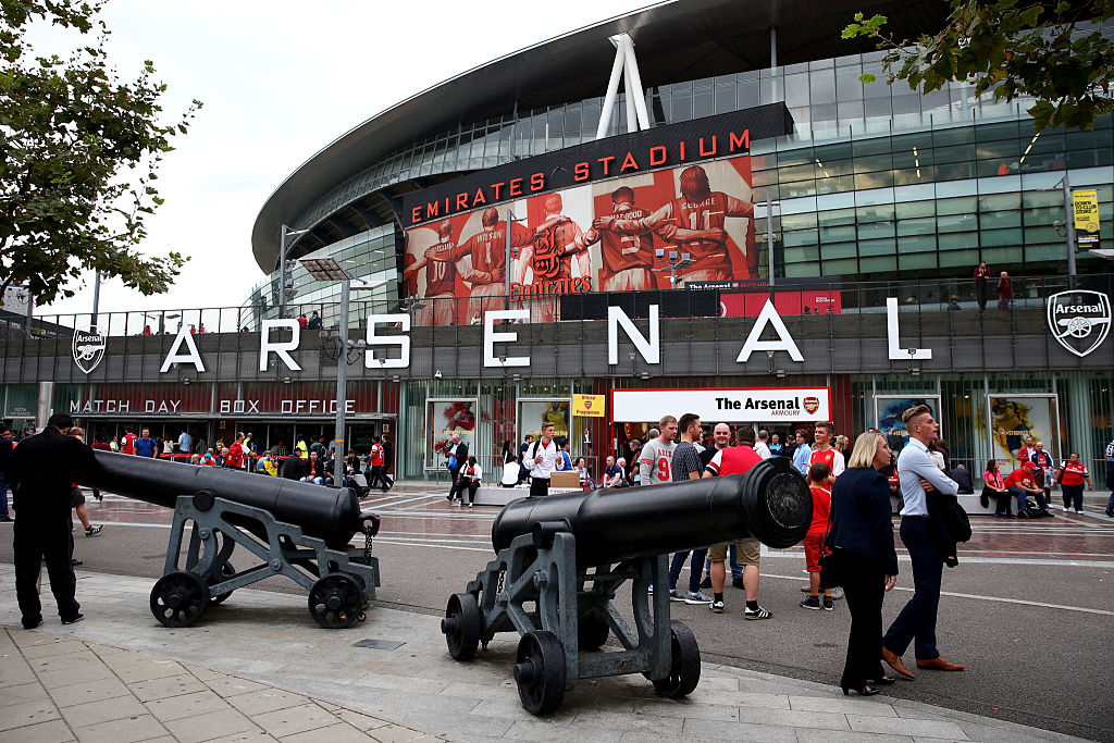 Arsenal financial results reveal £39.4m was spent on transfers between May and November