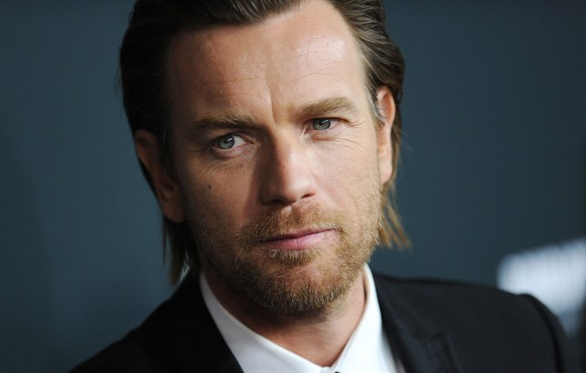 Ewan McGregor is pissed (Picture: AFP/Getty Images)