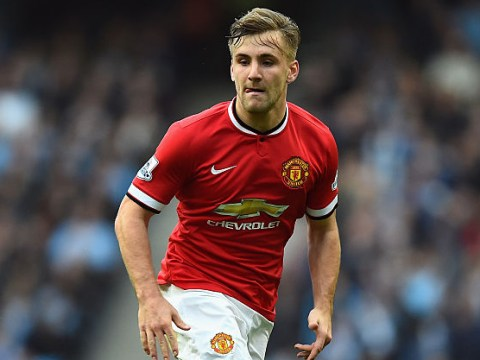 Luke Shaw could make Manchester United return in March