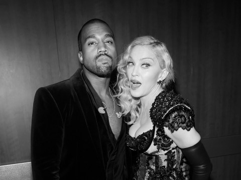 LISTEN: Is that really Madonna singing on this leaked Kanye West track?