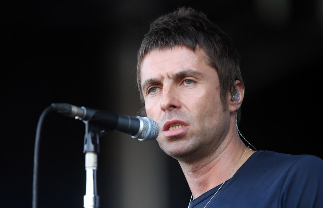 Oasis star Liam Gallagher has slammed brother Noel for reportedly refusing to promote Supersonic (Picture: by Jason Oxenham/Getty Images)