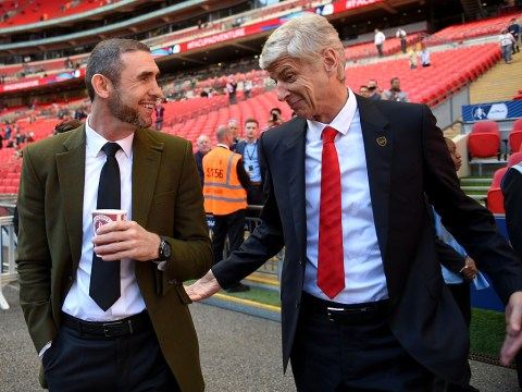Arsenal legend Martin Keown takes apart Gunners' defending against Manchester United