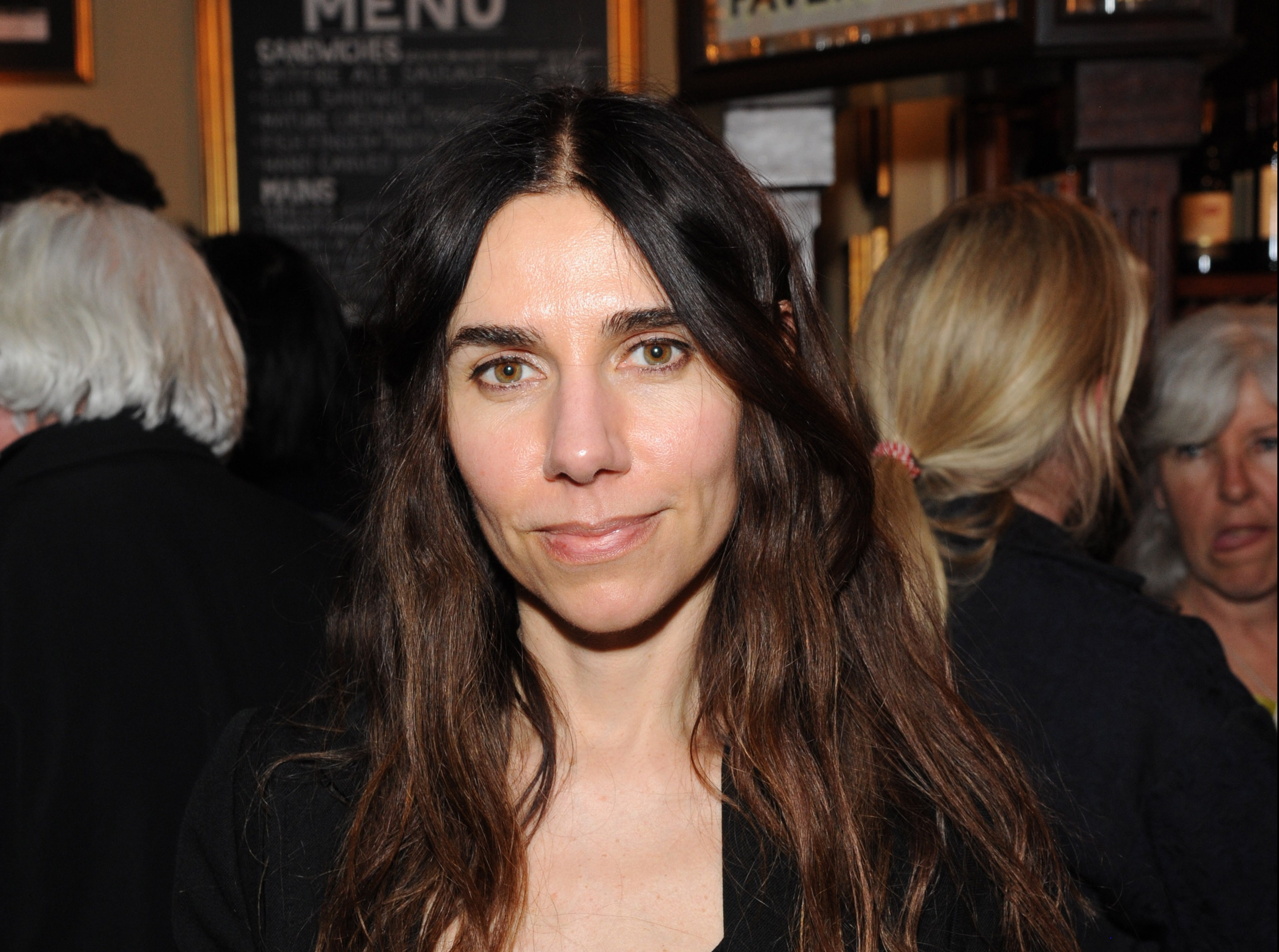 PJ Harvey has been confirmed for Glastonbury Festival – and it's first time in 12 years