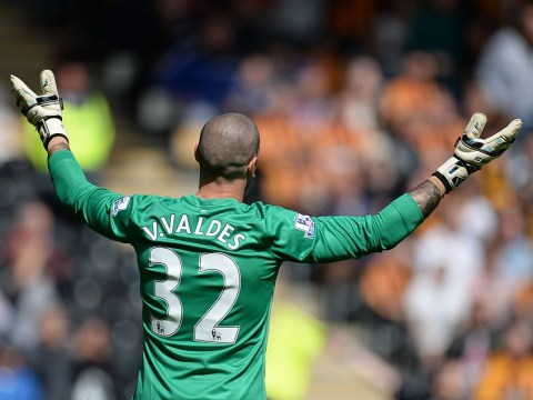 Victor Valdes claims he was so lonely at Manchester United that his life could have been put in danger