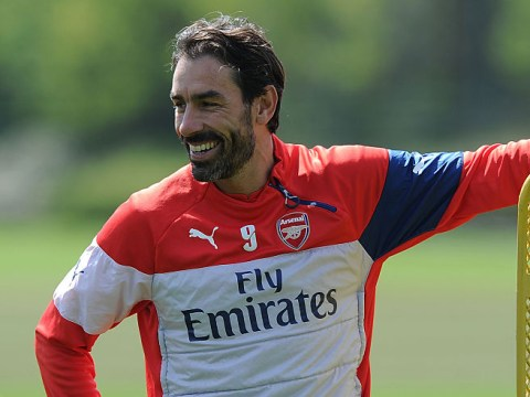 Arsenal legend Robert Pires hits back at Danny Mills following diving claims