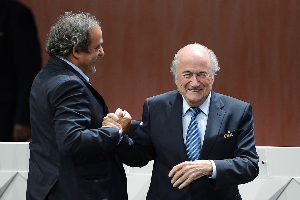 Sepp Blatter and Michel Platini have football bans reduced by Fifa