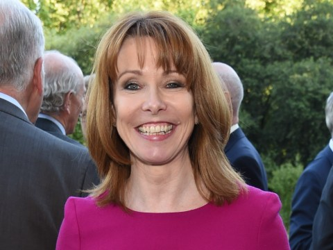 Arsenal supporter Kay Burley winds up football fans after Gunners beat Leicester City