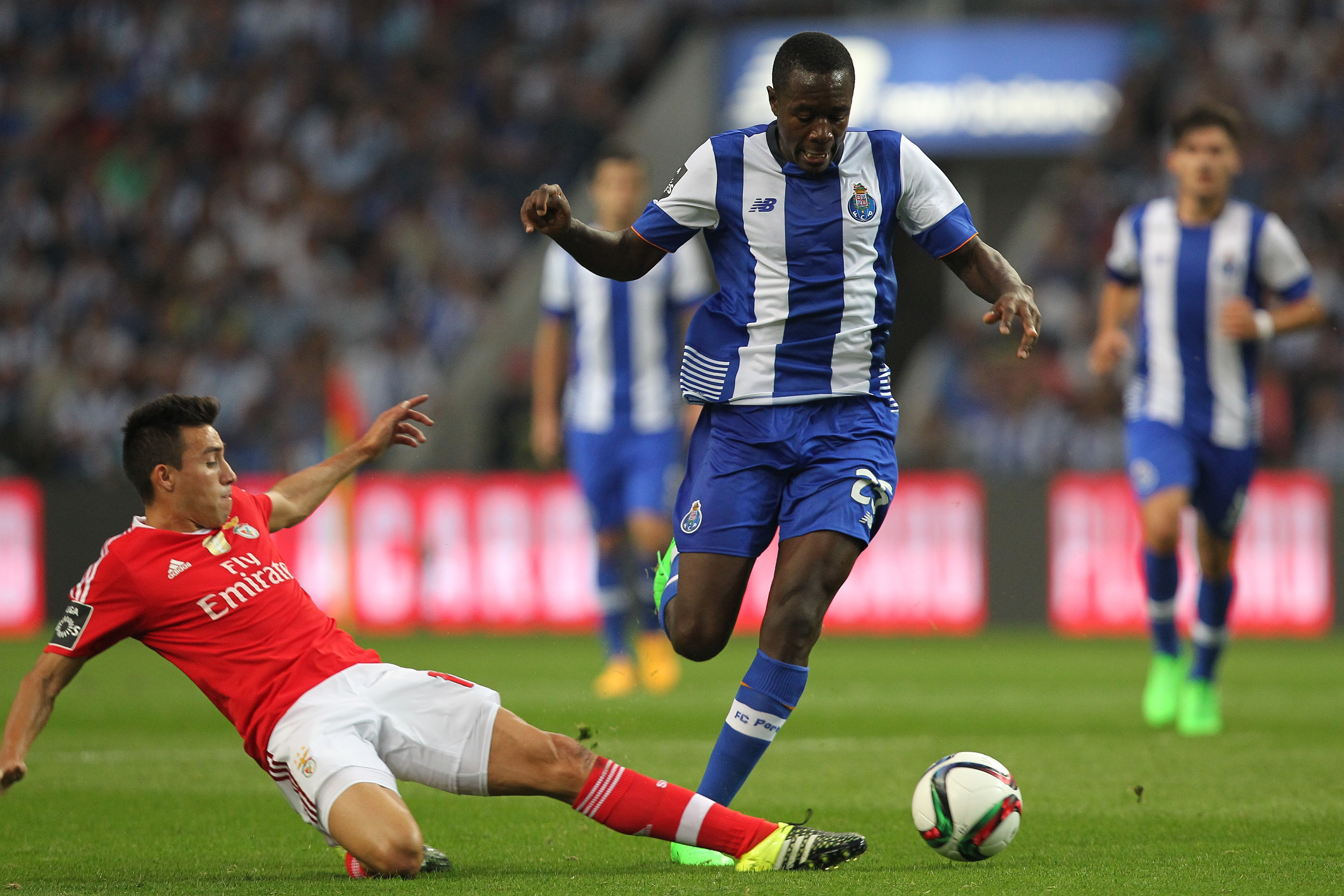 Stoke ready to break transfer record for Porto star Giannelli Imbula
