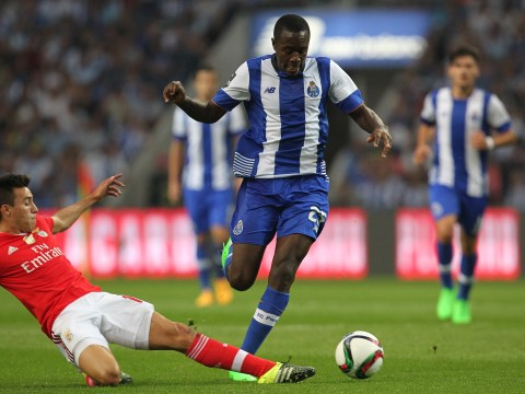 Stoke ready to break transfer record for Porto star Giannelli Imbula